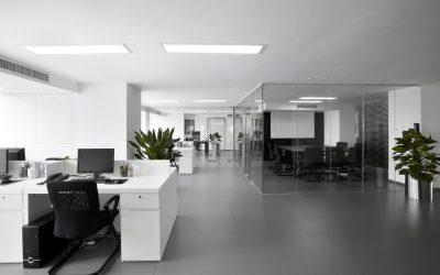 Iluminação adequada para o ambiente de trabalho