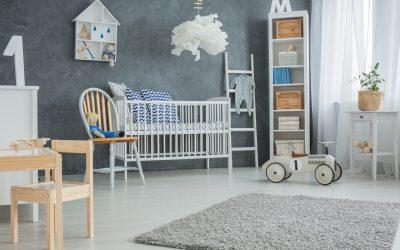 5 dicas para iluminar o quarto do bebê