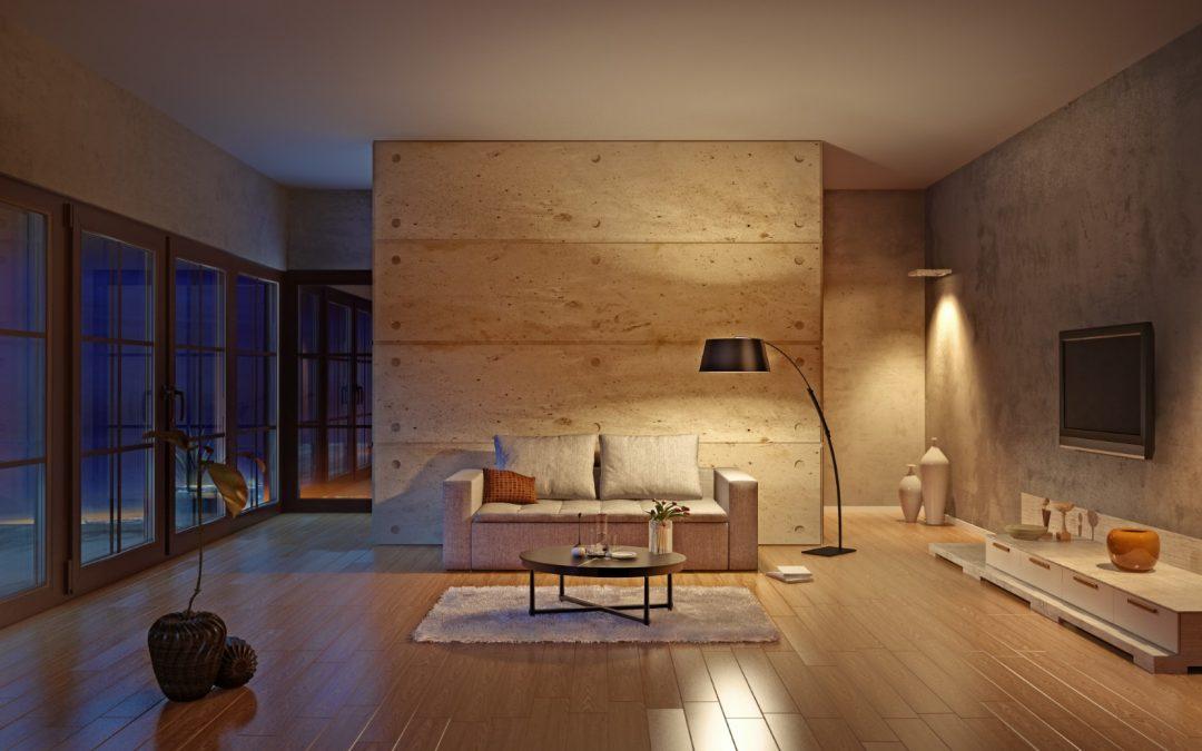 Valorize o seu ambiente: conheça os tipos de iluminação
