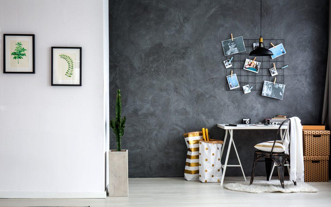 Qual é a melhor iluminação para o seu home office?