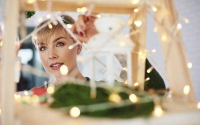 Guia para iluminação de Natal
